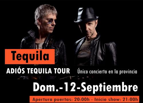 TEQUILA - MUELLE 12 - ALICANTE